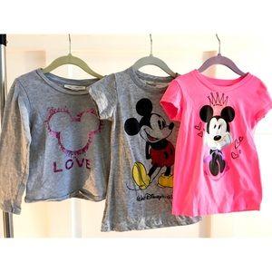 Other - Set of Disney Shirts